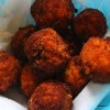 After-Christmas Risotto Balls