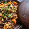 Moroccan Lamb Tagine with Couscous (Lamb Stew)