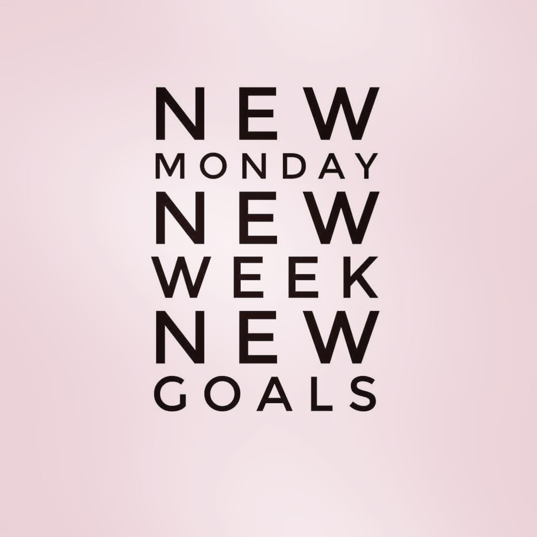 I love new beginnings a new week means new opportunitieshellip