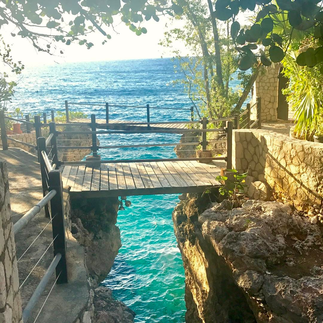 Wishing I was back here in Negril Jamaica! homesweethome thistimelastweekhellip