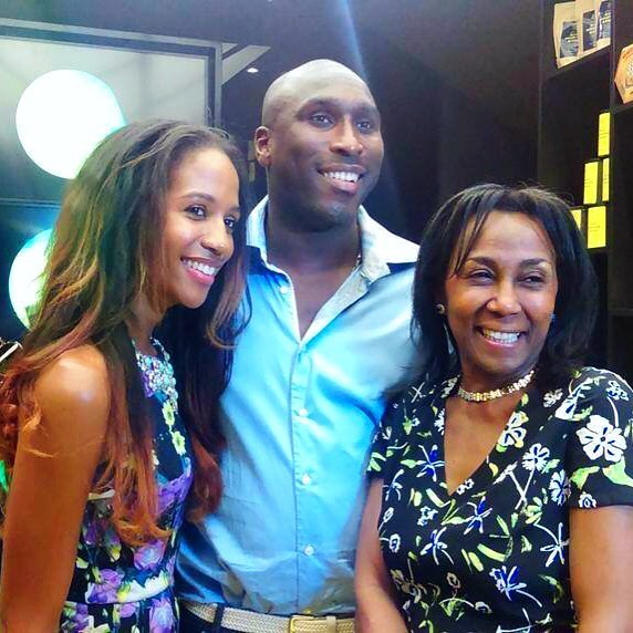 Throwback to the launch of jamaicapattyco with Sol Campbell amphellip